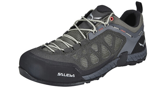 Salewa Firetail 3 Approach Shoes Men black olive/papavero
